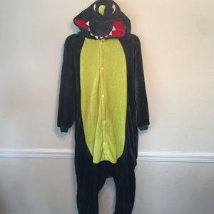 Dragon Halloween Costume Size 6-8
